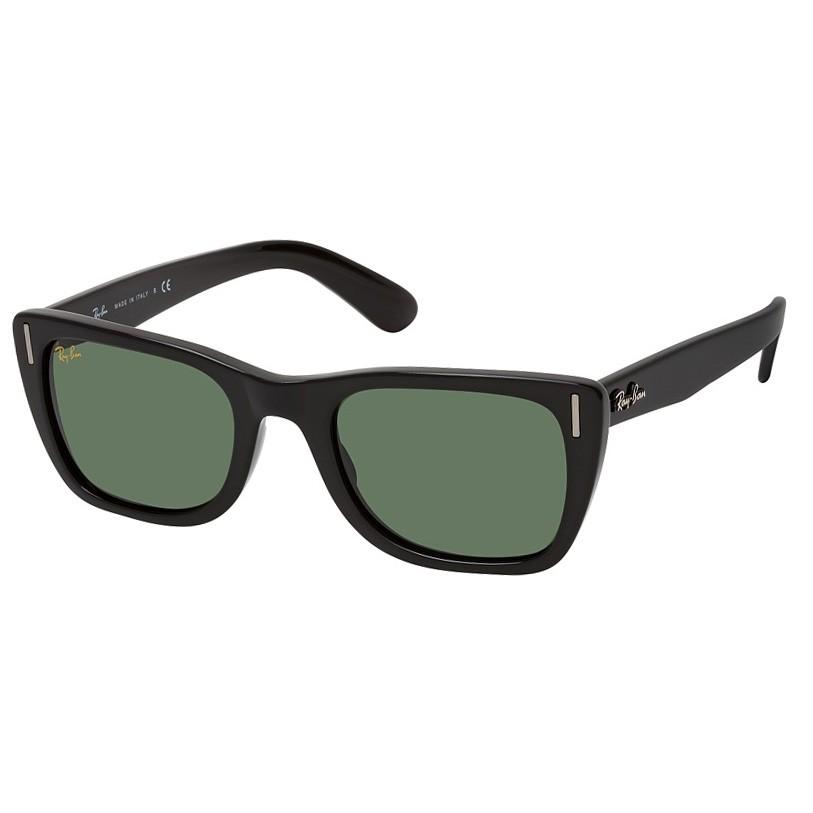 Óculos de Sol Ray Ban Carribean RB2248 Preto Brilho G15