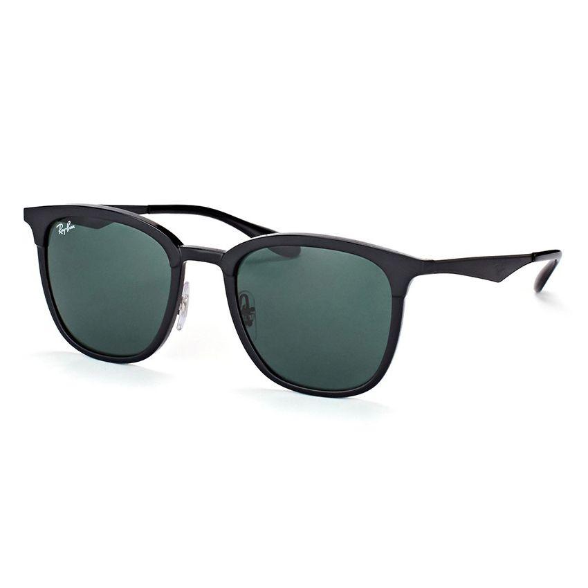 Óculos de Sol Ray Ban RB4278 Acetato Preto Fosco Quadrado