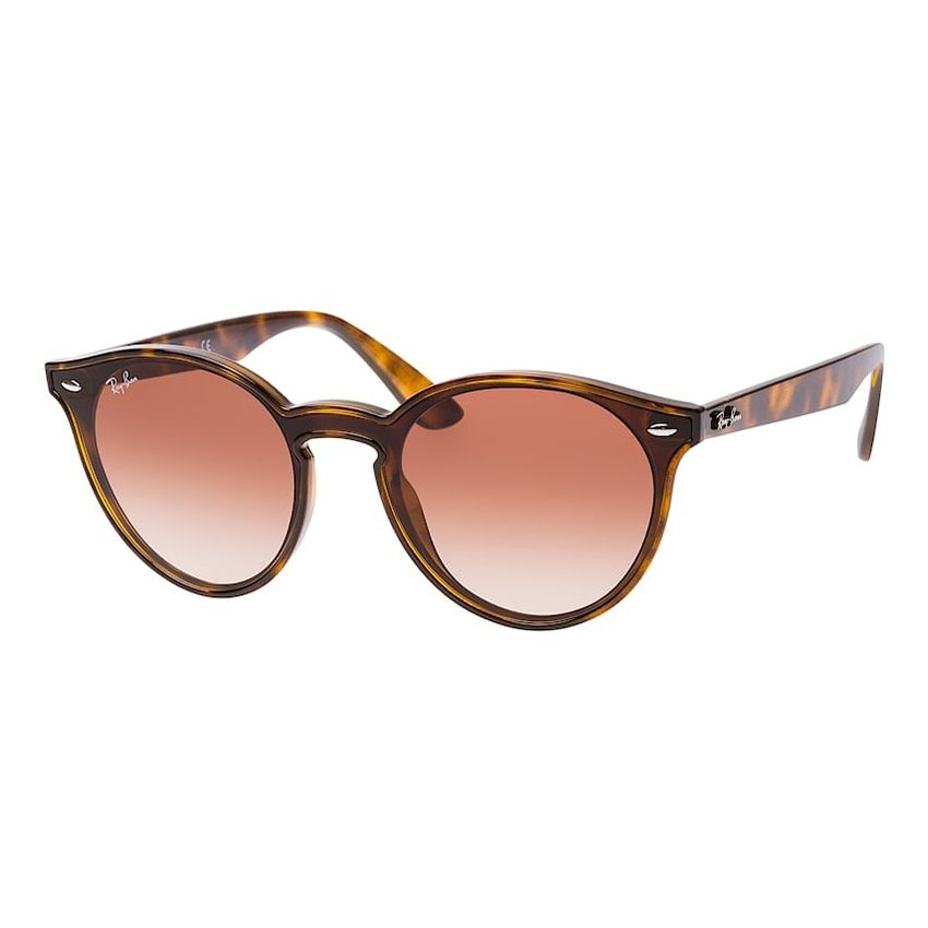 Óculos de Sol Ray Ban RB4380N Blaze Phantos Marrom Tartaruga
