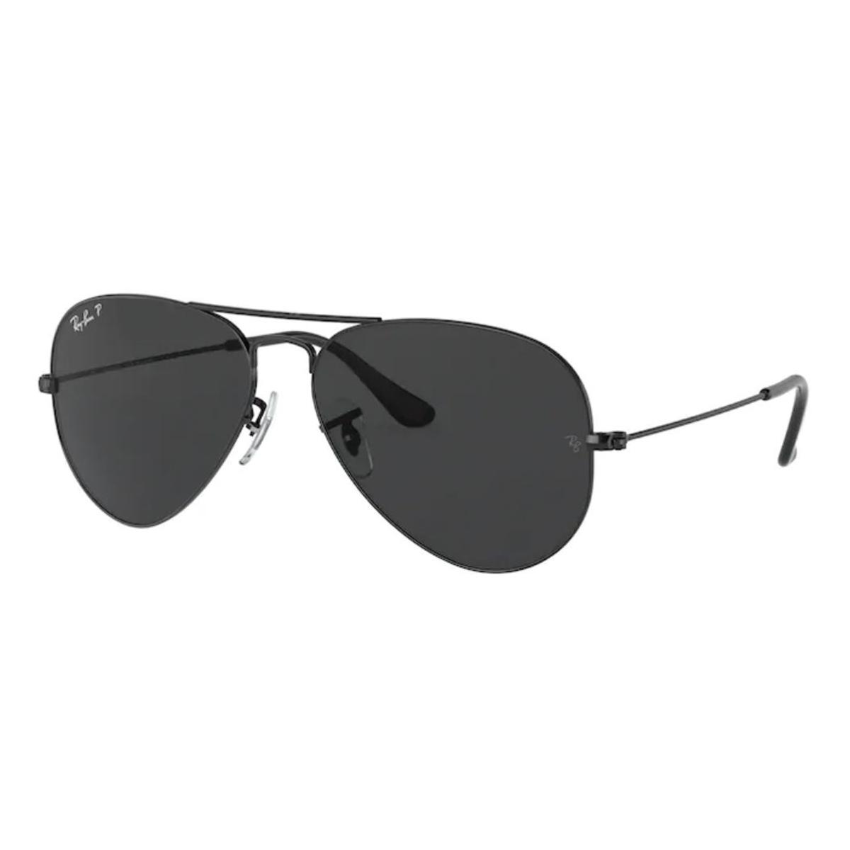 Óculos de Sol RayBan Aviator RB3025 Preto Black Polarizado