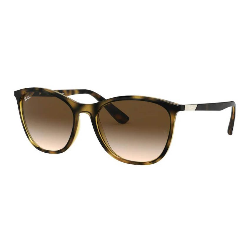 Óculos de Sol RayBan Feminino RB4317L Marrom Havana Brilho