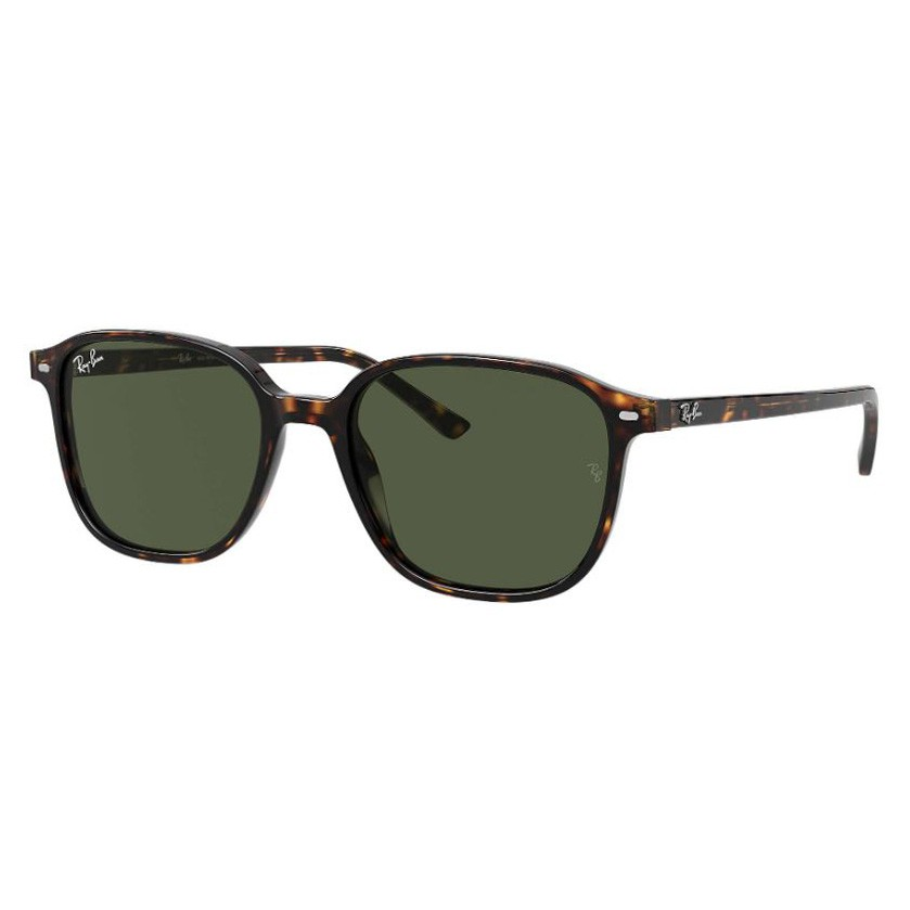 Óculos de Sol RayBan Leonard RB2193 Marrom Tortoise Pequeno