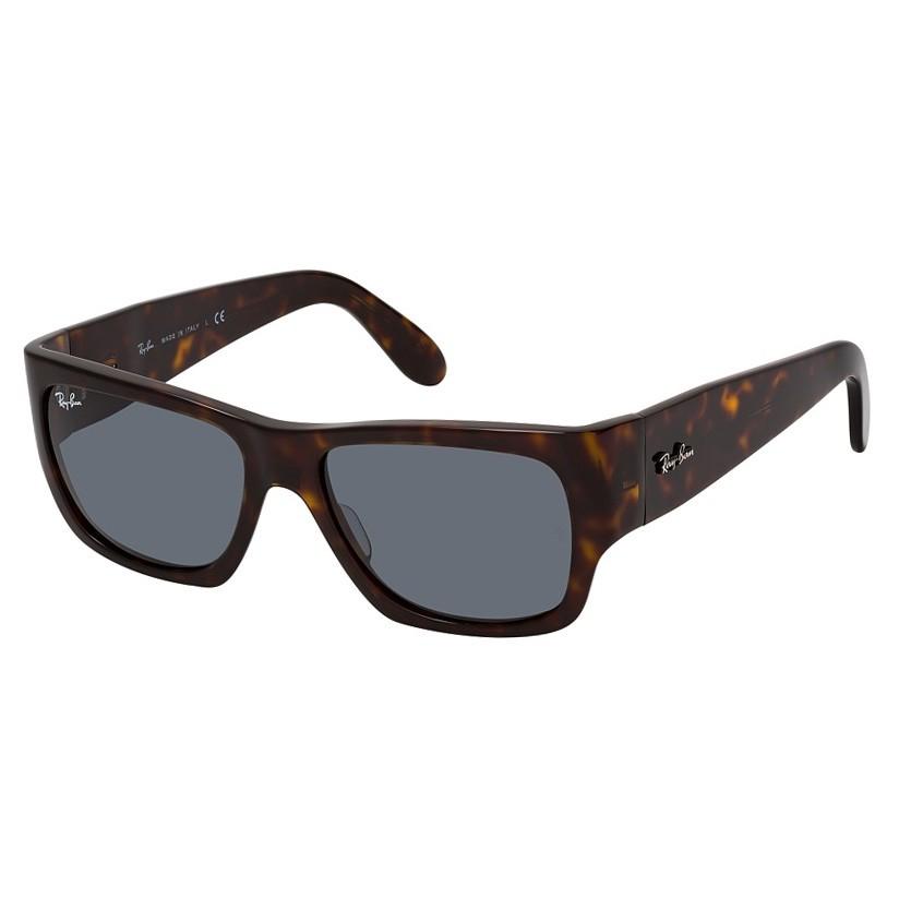 Óculos de Sol RayBan Wayfarer Nomad RB2187 Marrom Tortoise
