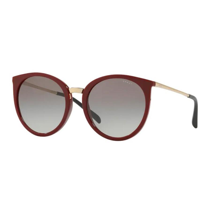 Óculos de Sol Redondo Grazi GZ4030 Bordô Brilho