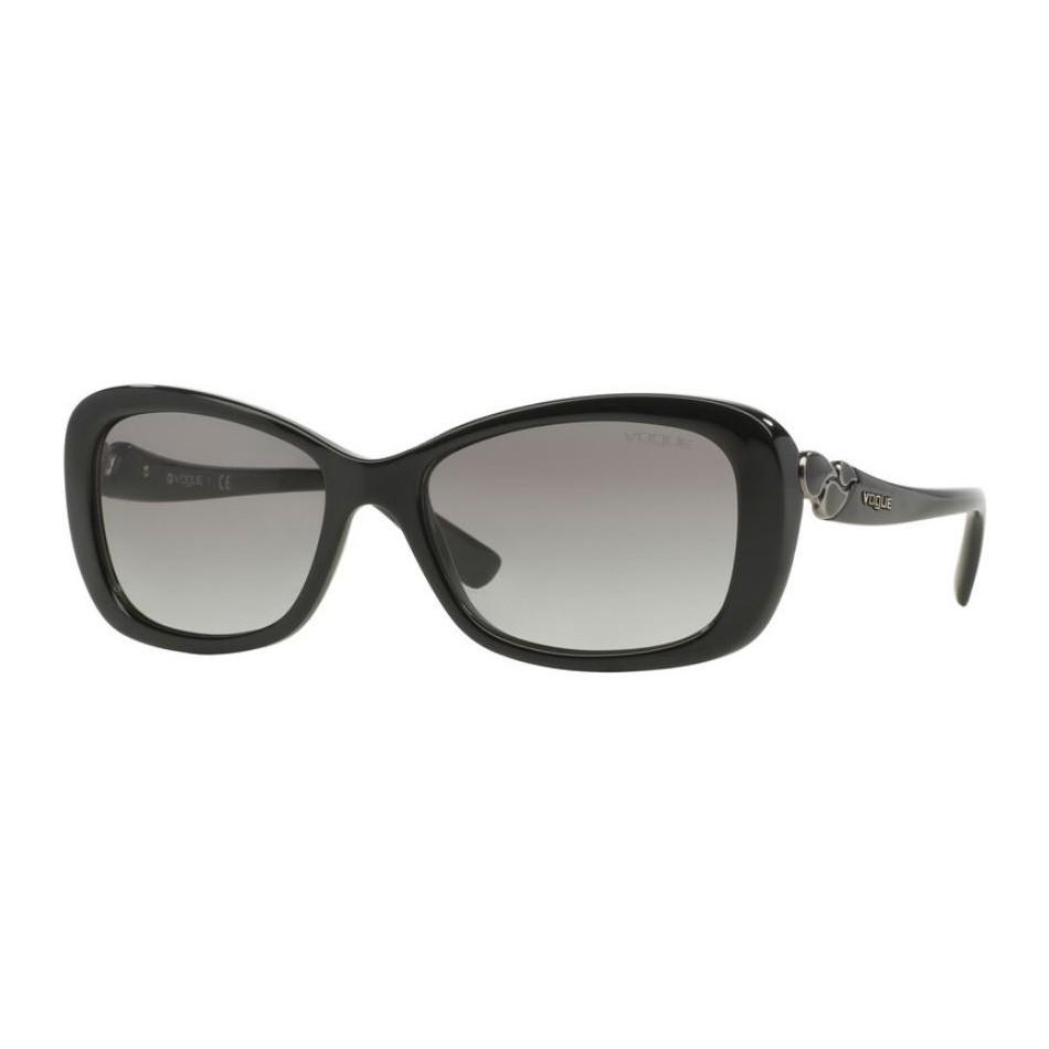 Óculos de Sol Vogue Feminino VO2917S Preto Brilho