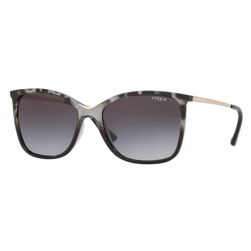 Óculos de Sol Vogue Quadrado VO5267SL Cinza Havana Degradê