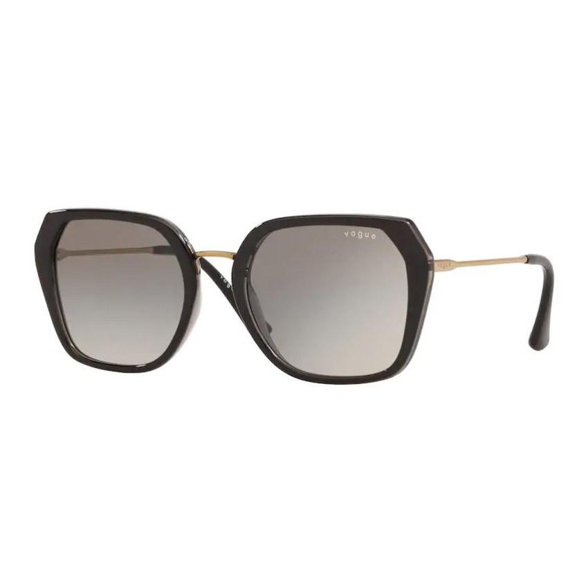 Óculos de Sol Vogue VO5302SL Quadrado Preto Brilho