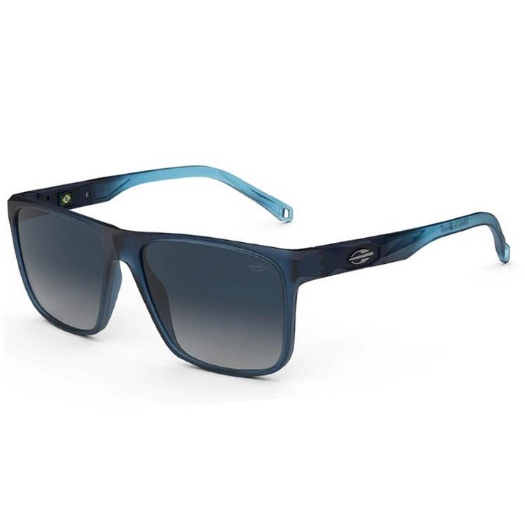 Óculos Solar Masculino Mormaii Tokyo M0115 Azul Translúcido