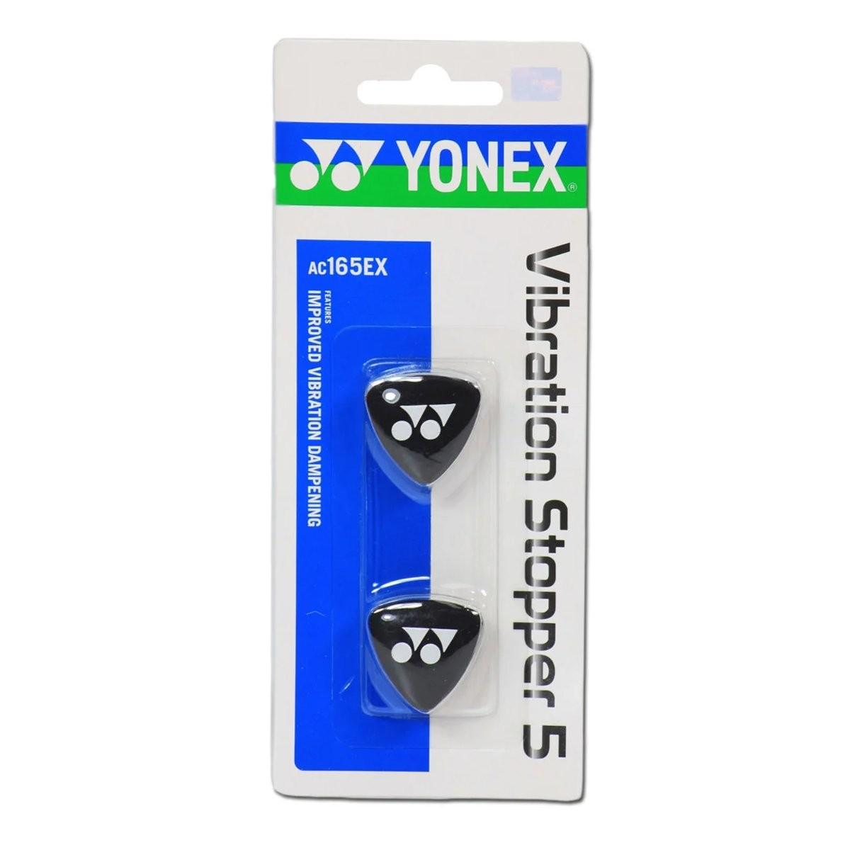 Antivibrador Yonex Preto C/2
