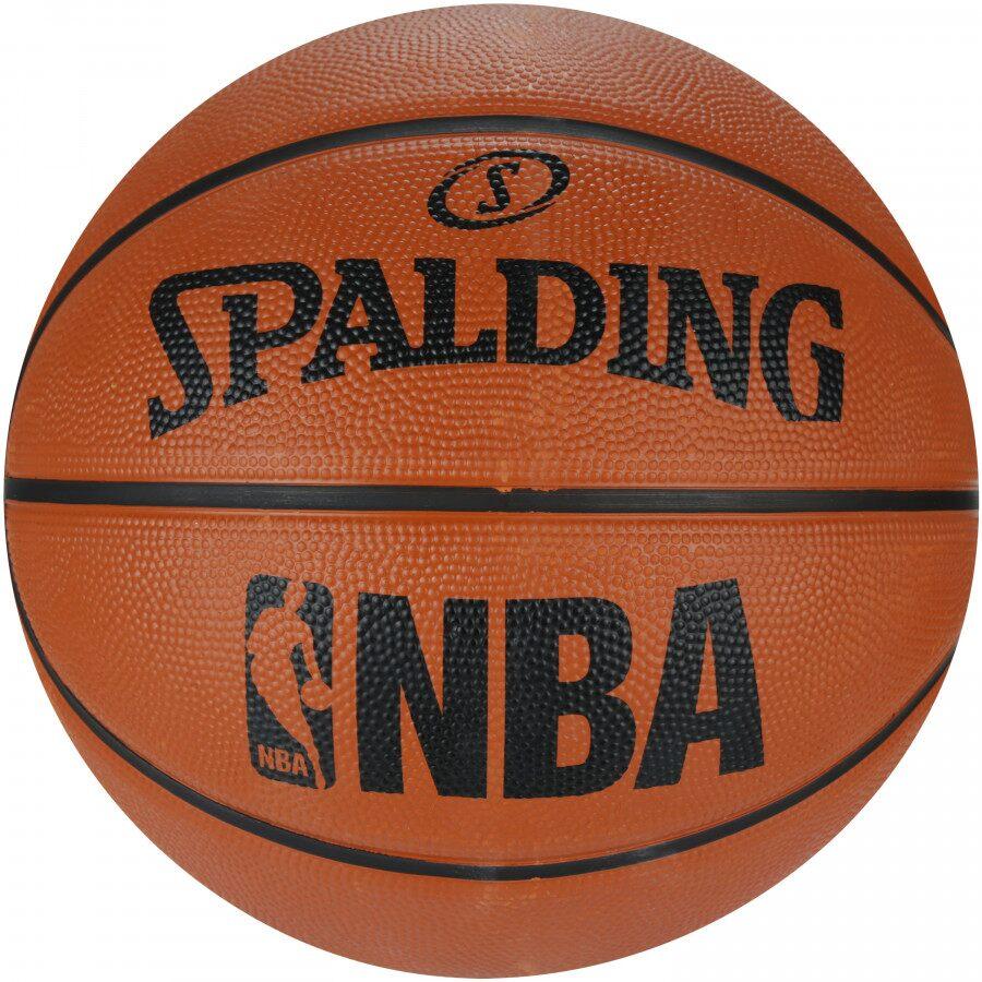 Bola de Basquete NBA Spalding Fast Break - Laranja