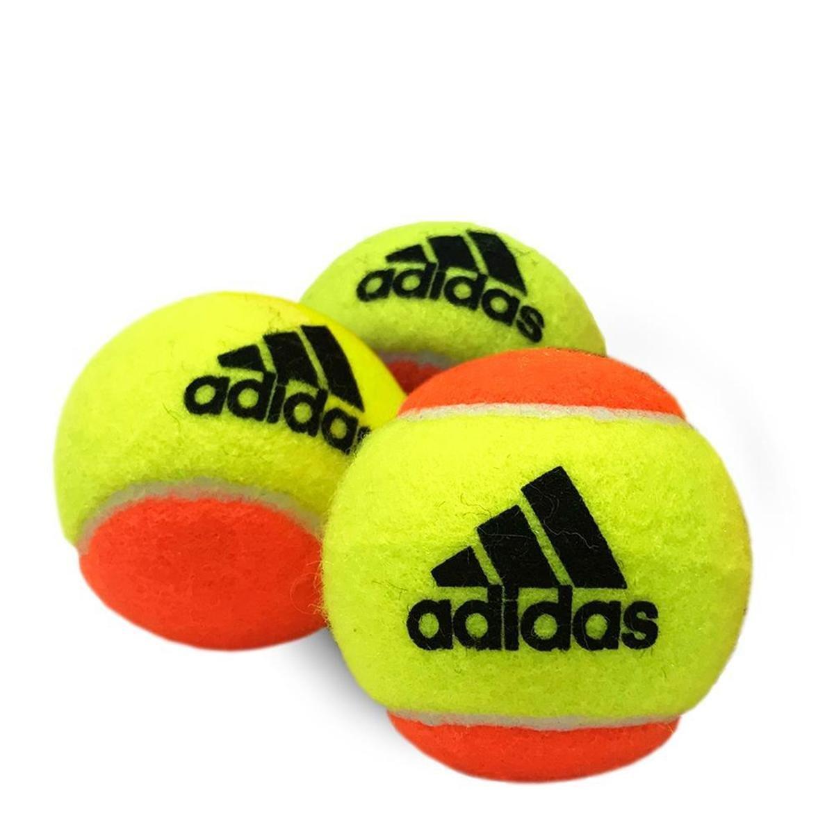 Bola de Beach Tennis Adidas Pack c/3un