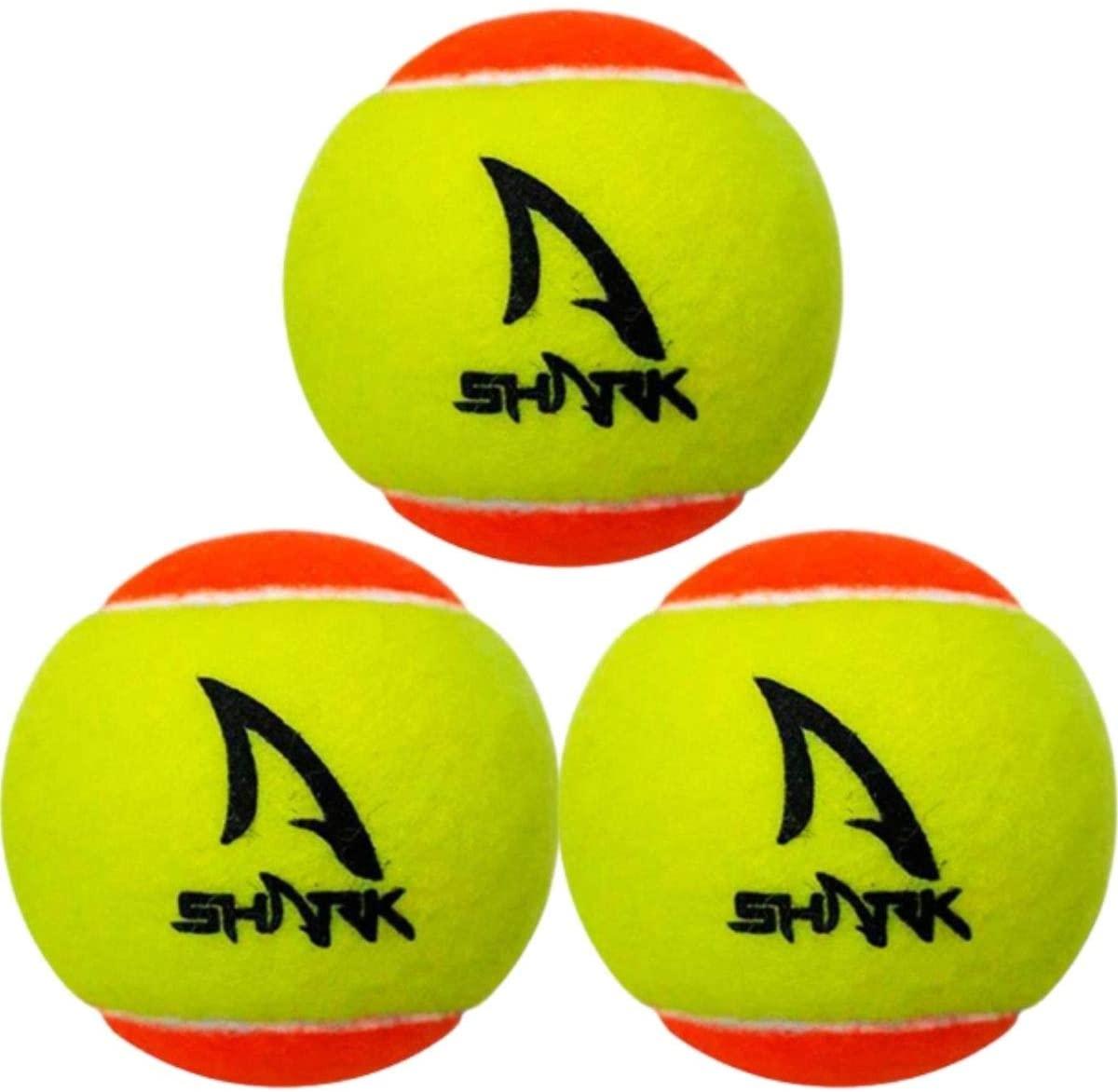 Bola de Beach Tennis Shark c/3 Unidades