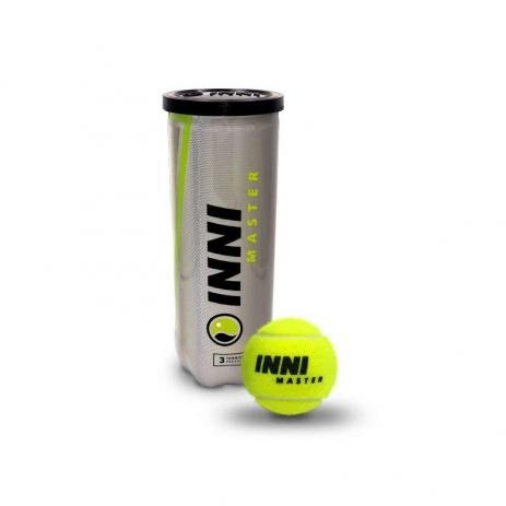 Bola de Tênis Inni Master Tubo c/3 Bolas