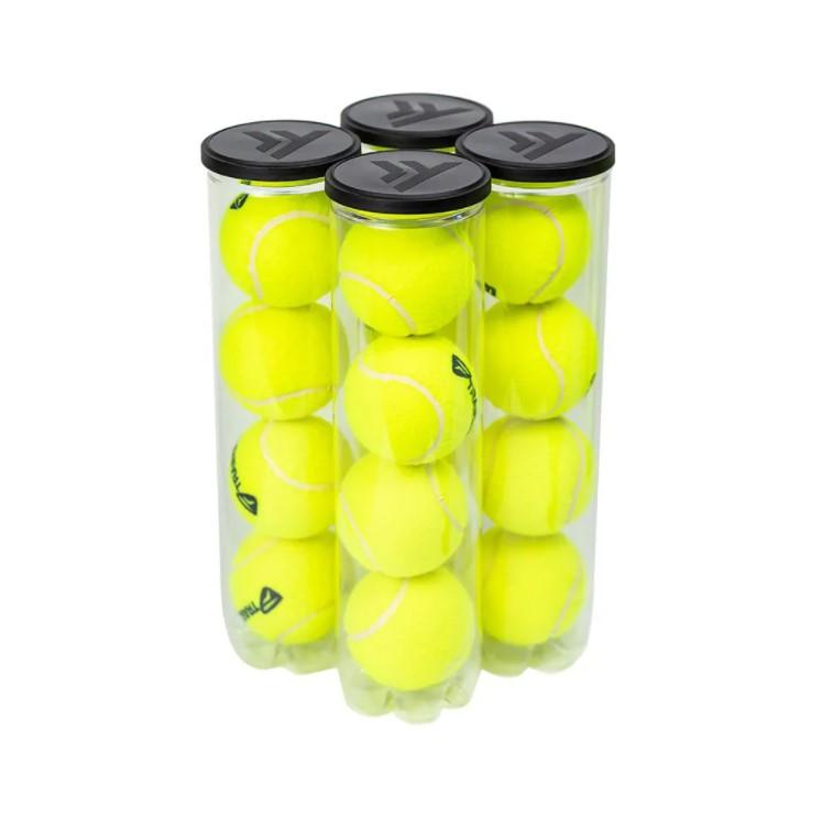 Bola de Tenis Tecnifibre Training Pack C/4 Tubos