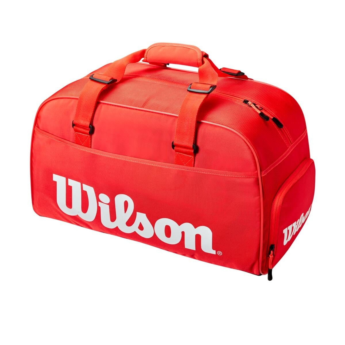 Bolsa Wilson Super Tour Small Duffle Vermelha