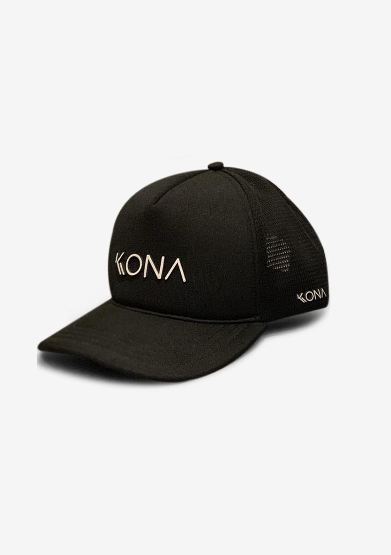 Boné Kona Thunder Preto