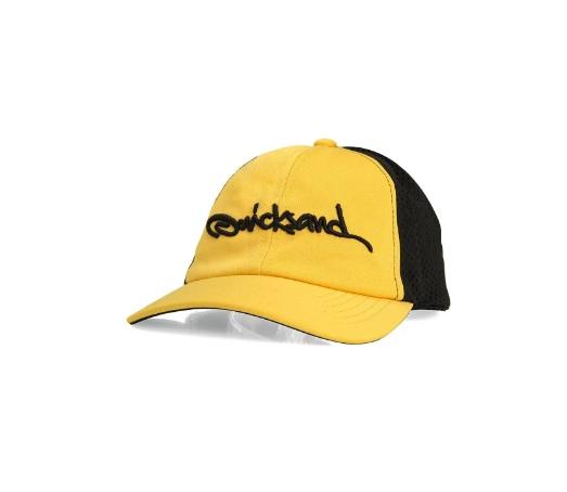 Boné Quicksand Bordado Amarelo