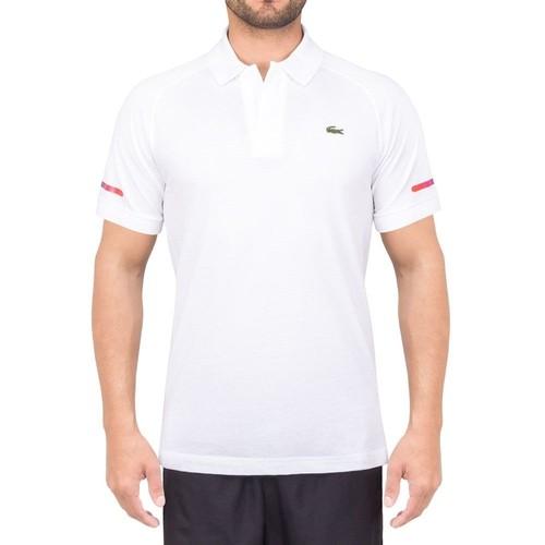 Camisa Polo Lacoste YH2134 Branca 7