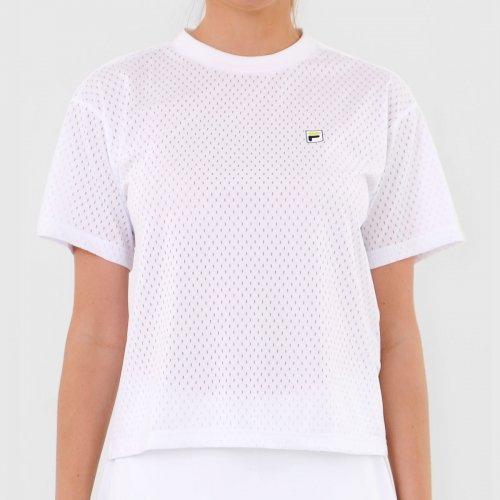 Camiseta Fila Feminina AUS 21 Branca