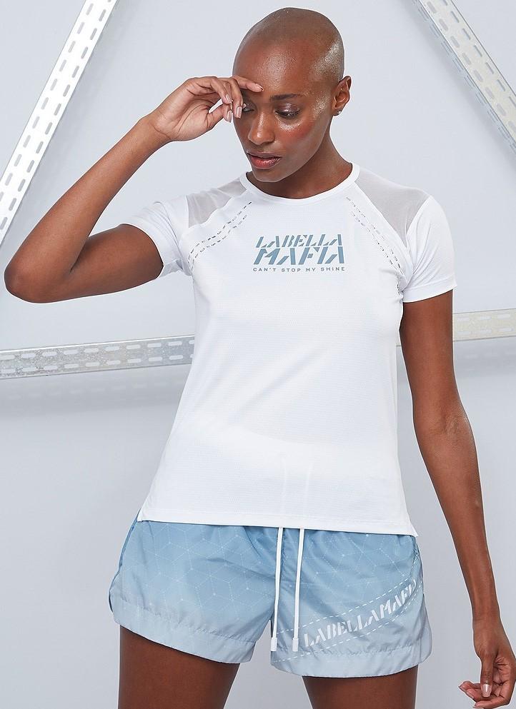 Camiseta Labellamafia 20940 Fresh Branco M
