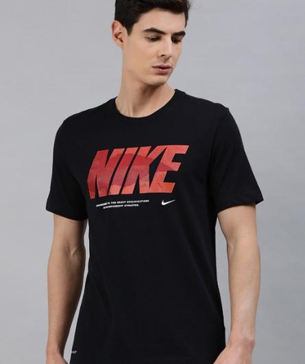 Camiseta Nike SSNL GFX Masculino Preto