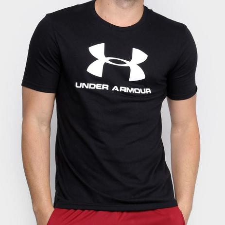 Camiseta Under Armour Sportstyle Log