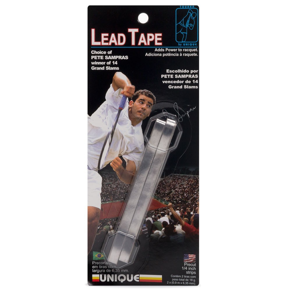 Chumbo Unique Lead Tape C/2 Tiras de 9g cada