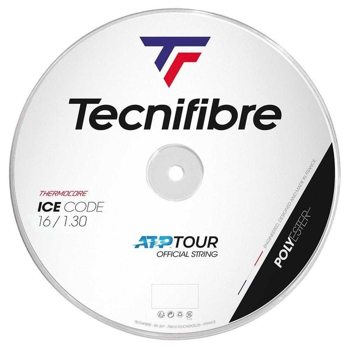 Corda Tecnifibre Ice Code 1,30 - Rolo com 200 Metros
