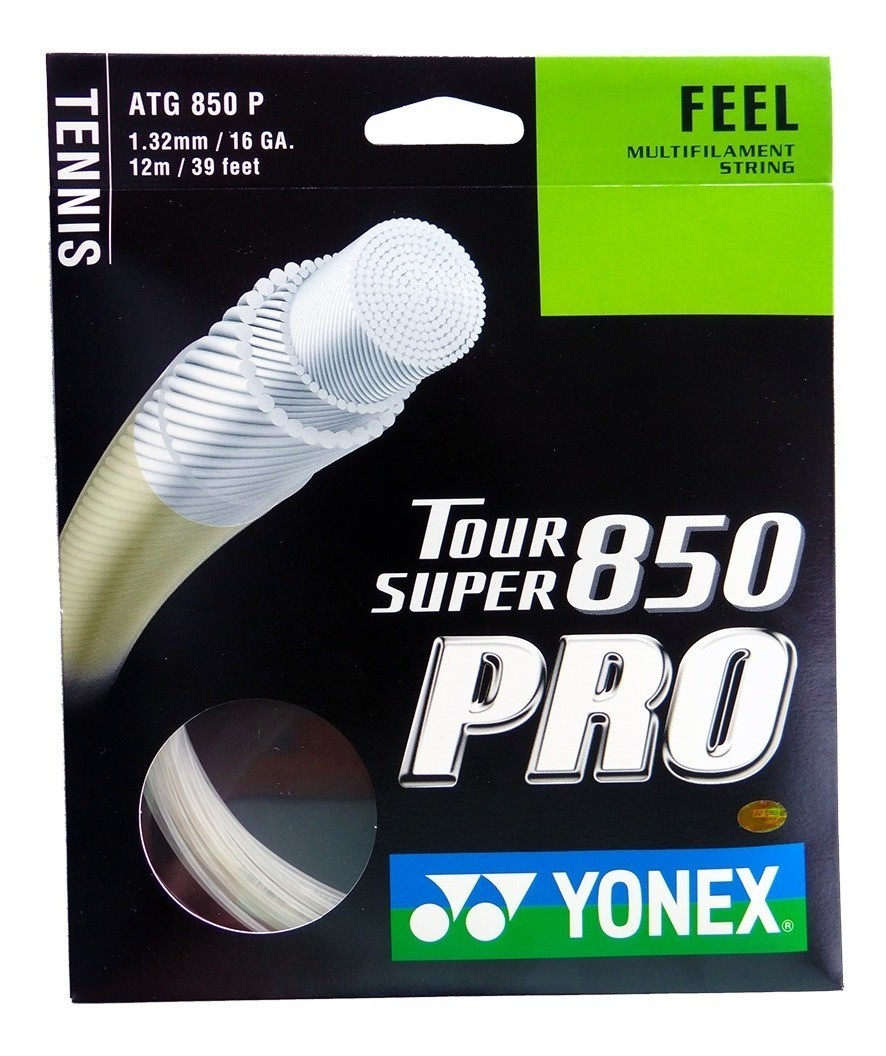 Corda Yonex Tour Super 850 Pro Multifilamento Set