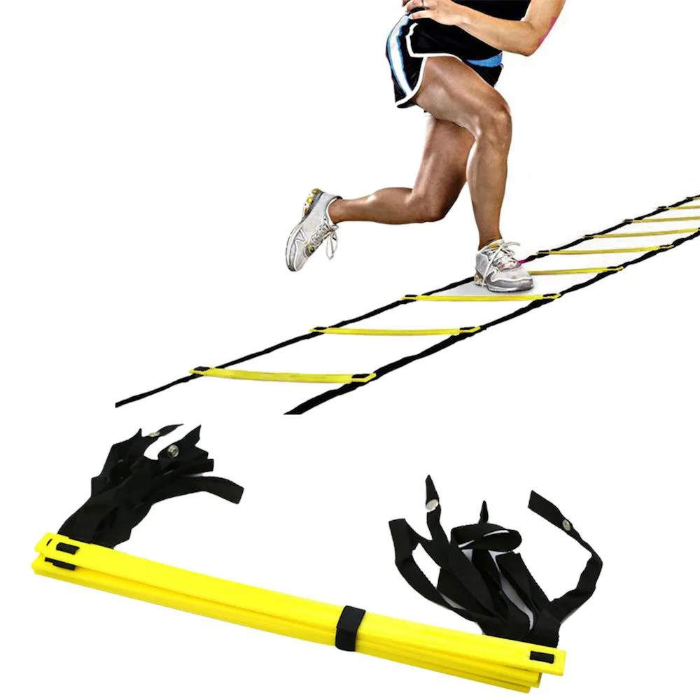 Escada De Agilidade Sportfan 5m c/ 10 degraus