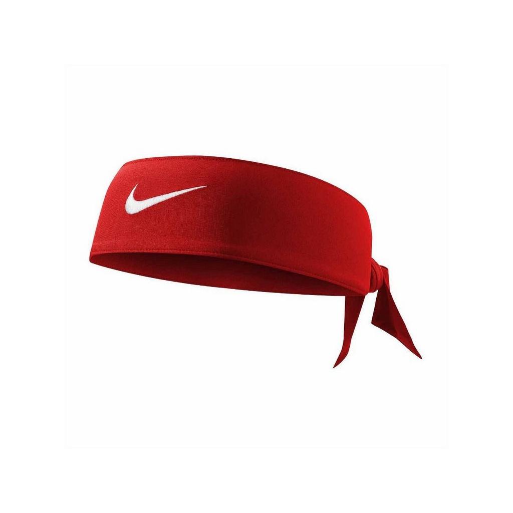 Faixa de Cabelo Nike Dry Fit Vermelho Unidade
