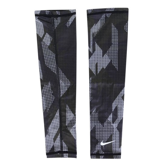 Manguito Nike Running Sleeve G e GG Preto