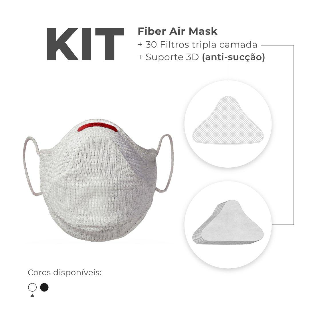 Mascara Fiber Knit Air Z992 0997 Branca G