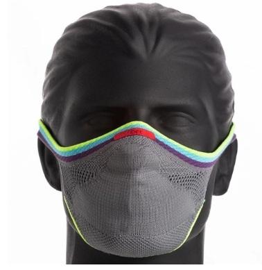 Mascara Fiber Knit Sport Z754 Pride Cinza
