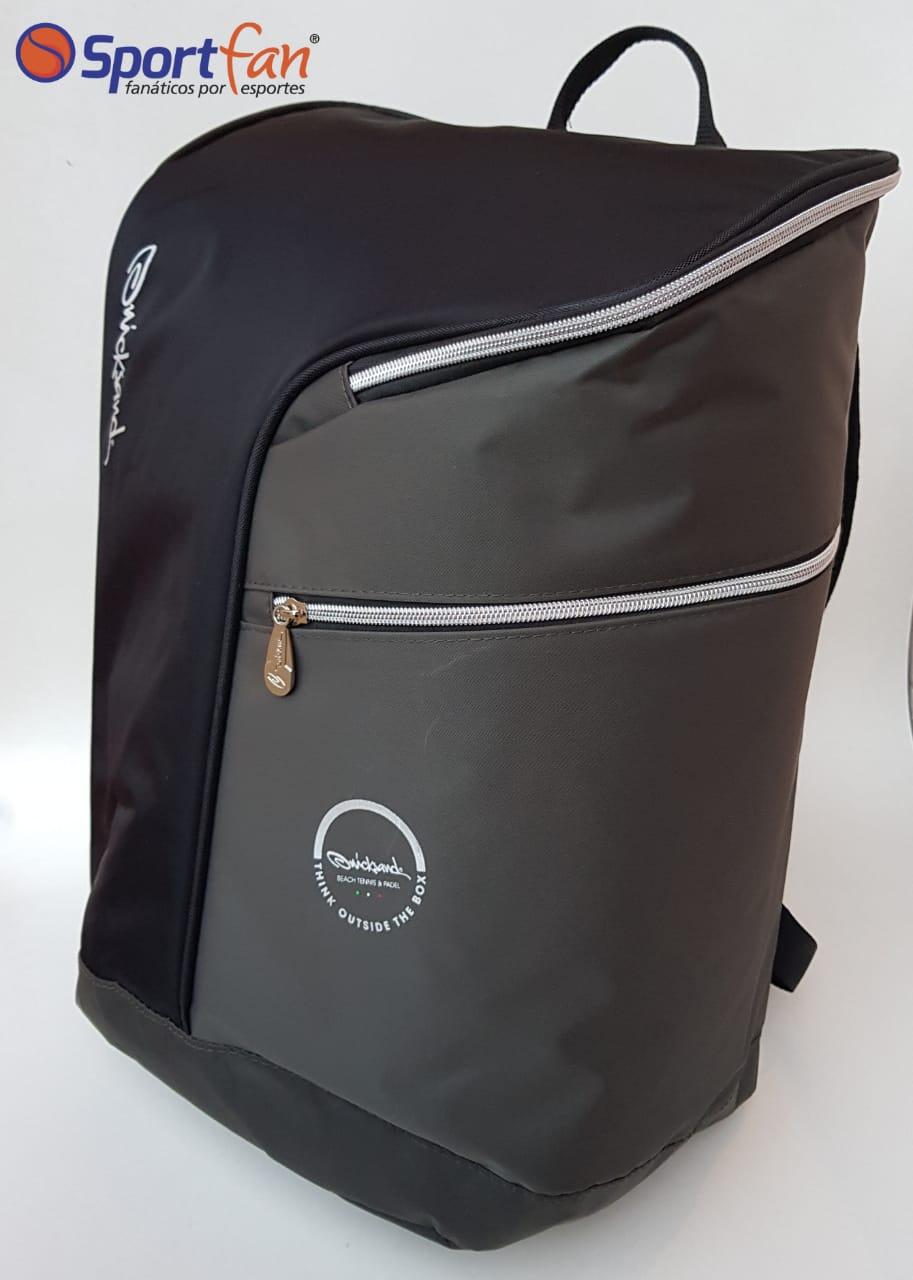 Mochila Quicksand Backpack Preta