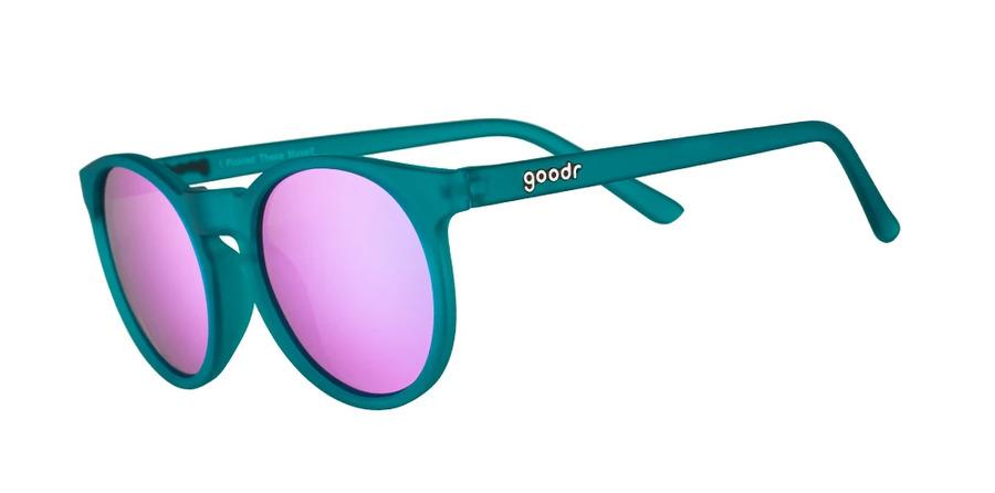 Óculos de Sol Goodr Circle Gs Eu Mesmo Fiz