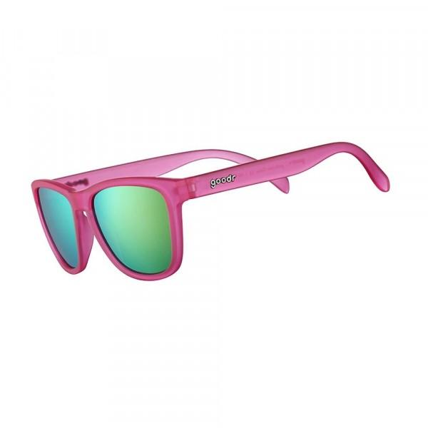 Oculos de Sol Goodr - Flamingos on a Booze Cruise