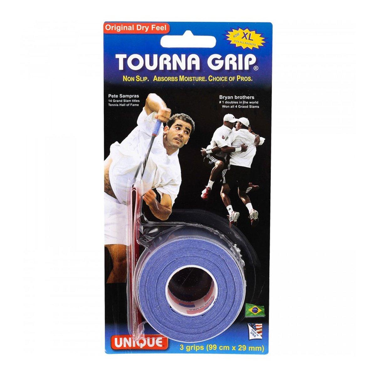Overgrip Tourna Grip Original Cartela c/3 un