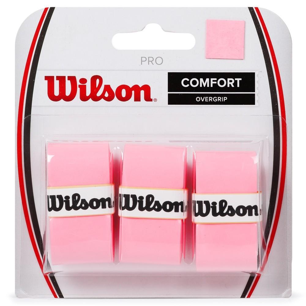 Overgrip Wilson Pro Rosa