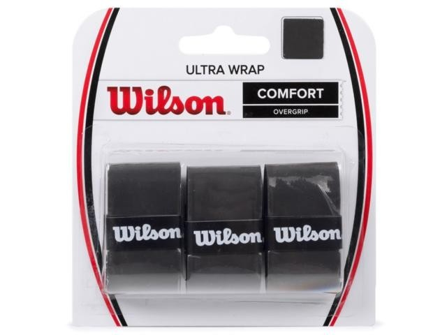 Overgrip Wilson Ultra Wrap Preto