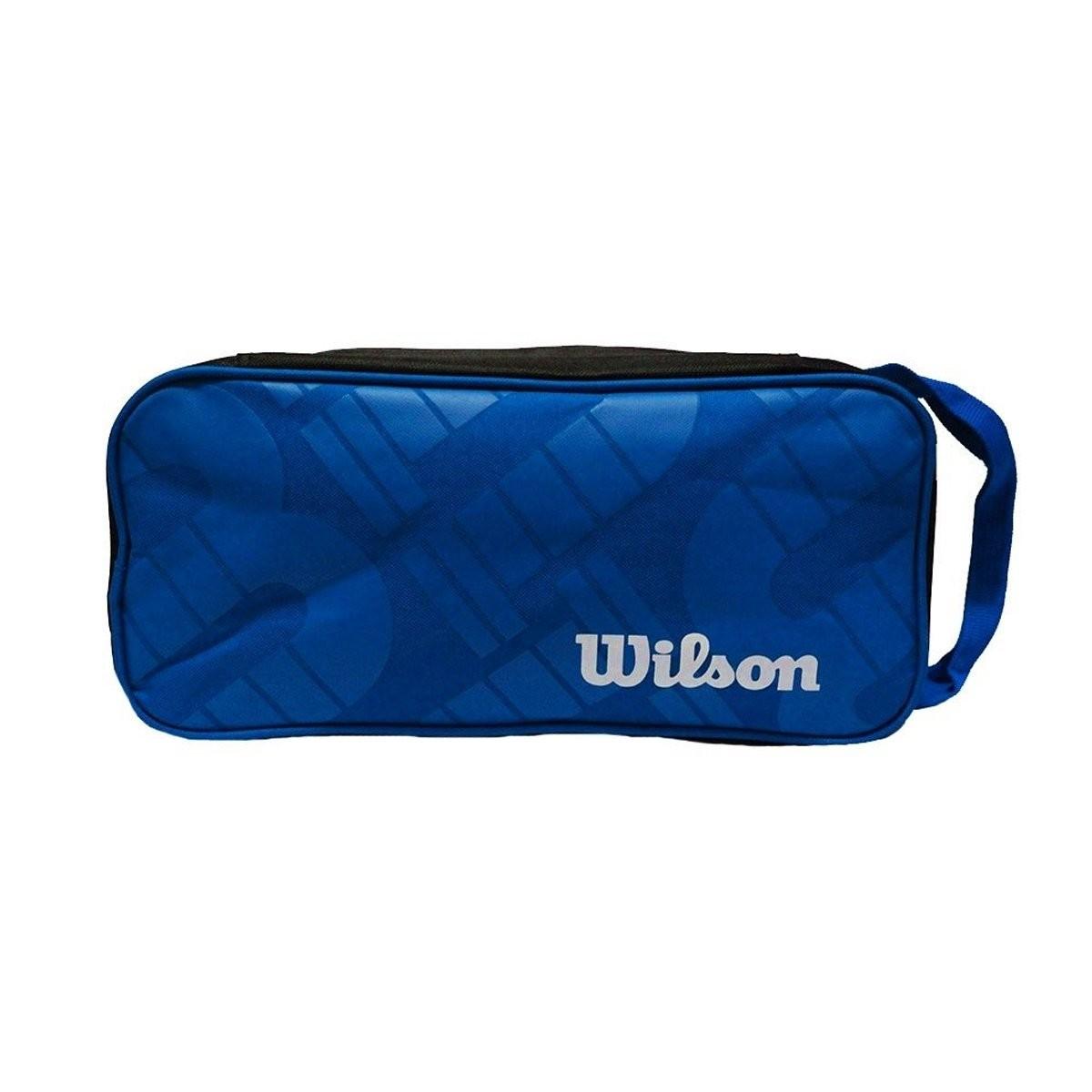 Porta Calçado Wilson PC22001C Azul