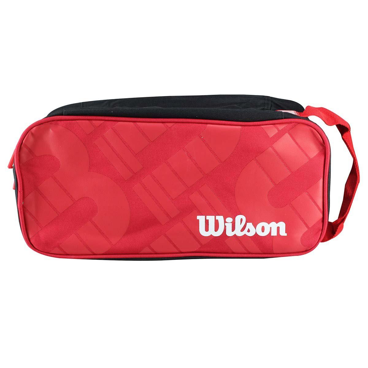 Porta Calçado Wilson Vermelho
