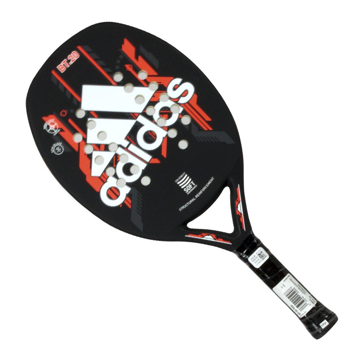 Raquete de Beach Tennis Adidas BT 2.0 Vermelho