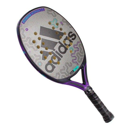 Raquete de Beach Tennis Adidas Essnova Woman Roxo