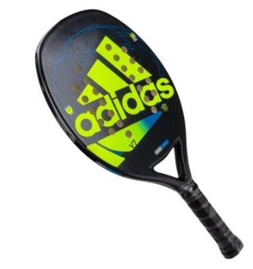 Raquete de Beach Tennis Adidas V7 Verde