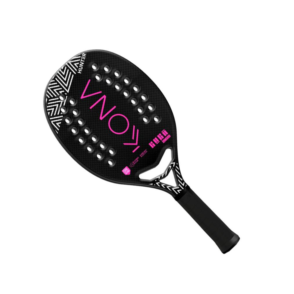 Raquete de Beach Tennis Kona Hunter Pink