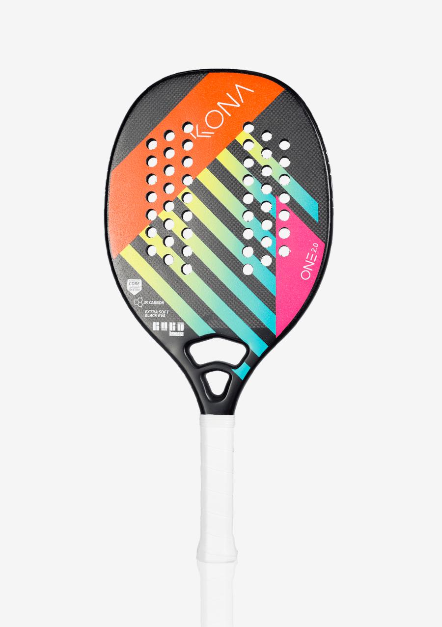 Raquete de Beach Tennis Kona One 2.0 Blue