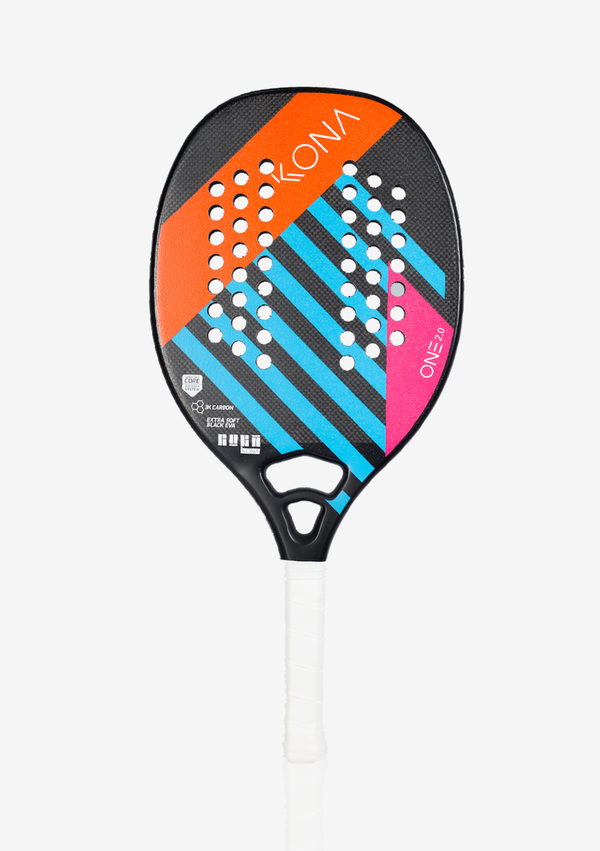Raquete de Beach Tennis Kona One 2.0 Blue