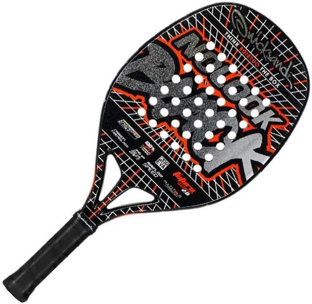 Raquete de Beach Tennis Quicksand Black 2021