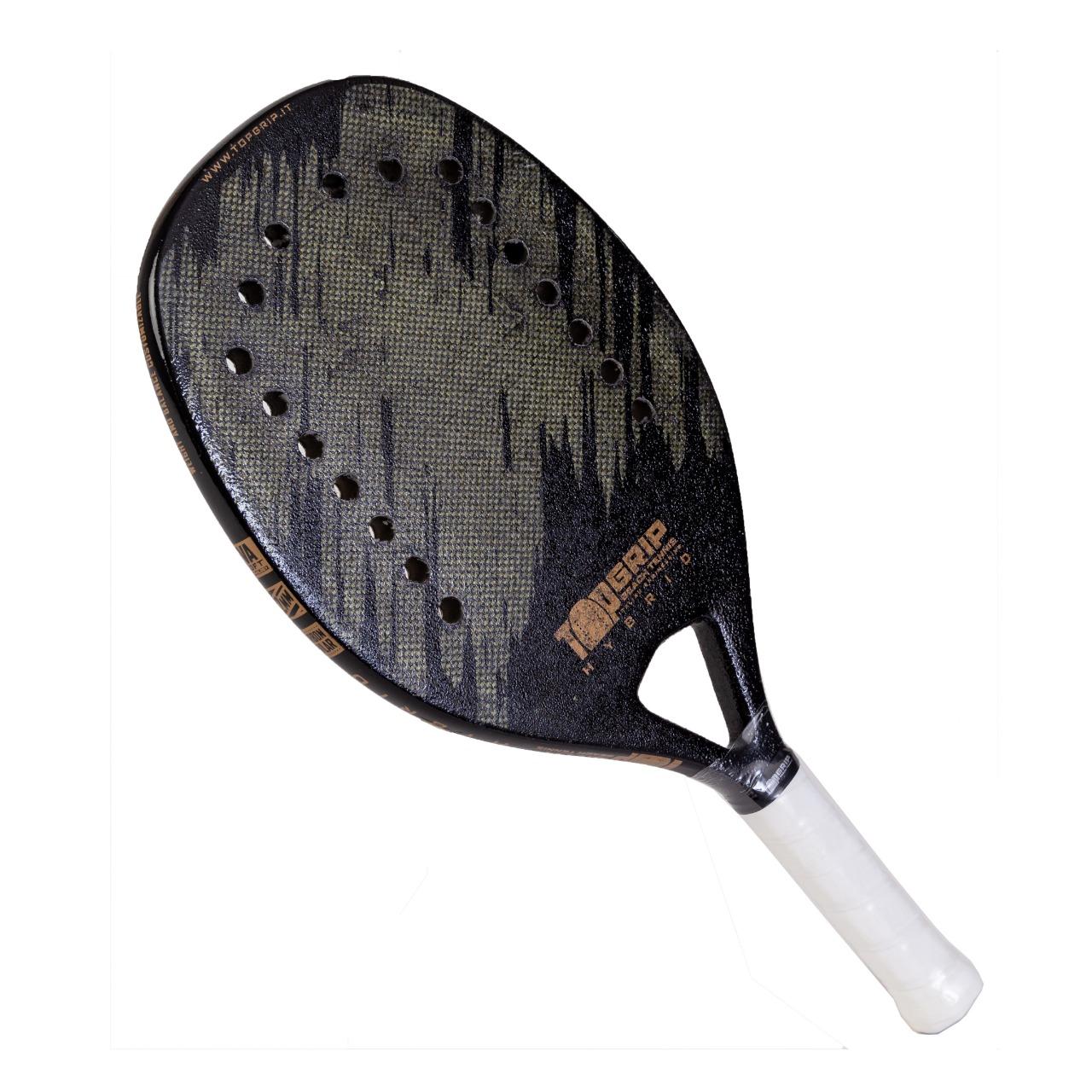 Raquete de Beach Tennis Top Grip Hybrid